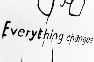 Everything Changes - – CC0 Public Domain